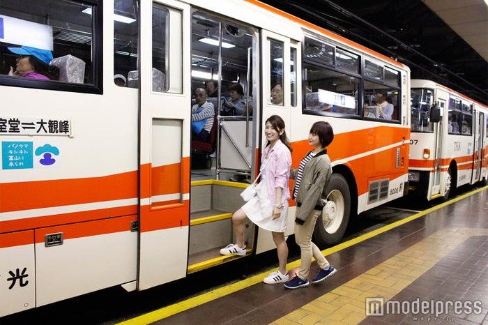 立山トンネルトロリーバス(C)モデルプレス