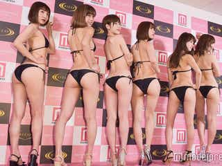 """「ベストヒップコンテスト」グランプリ決定 2ヶ月で""""日本一美しいヒップ""""を手に入れた美女の試練とは?"""