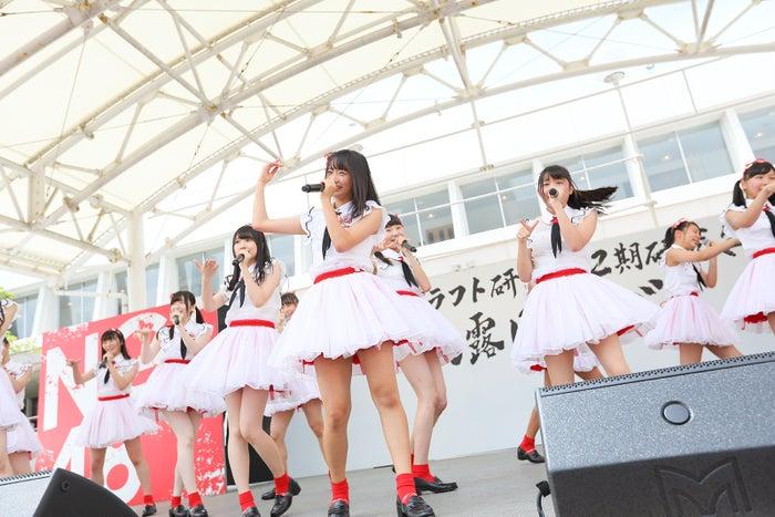 「NGT48 研究生お披露目ライブ ~お待たせしました!私たちも新潟の女です!~」(C)AKS