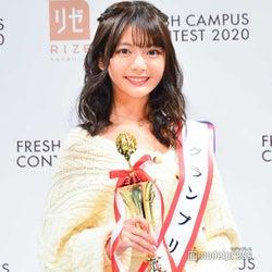 """""""日本一かわいい大学新入生""""立教大学・石川真衣さんに決定<FRESH CAMPUS CONTEST 2020>"""