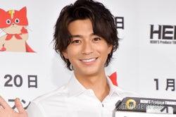 三浦翔平、桐谷美玲との新婚生活を明かす「頑張っています」