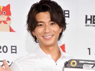 三浦翔平、妻・桐谷美玲いじりにも寛大「逆にいい旦那さん」と称賛の声