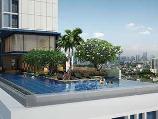 「シンドーン・ミッドタウン」タイにプール付き新ホテル20年春開業
