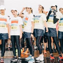 「TOKYO GIRLS RUN」アンジェラ芽衣ら、初の大会出場
