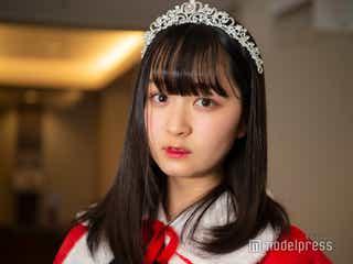"""""""日本一かわいい女子中学生""""りおさん、ダイエットの努力で掴んだグランプリ「人の心に残る女優さんになりたい」<JCミスコン2019>"""