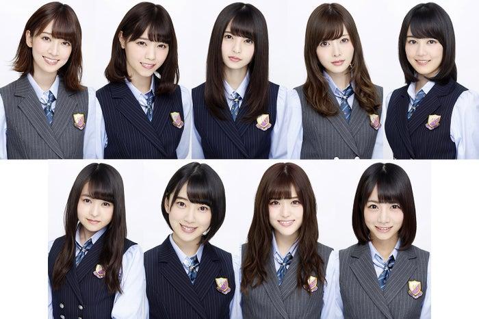 乃木坂46、過去最多9人がモデルでランウェイ「GirlsAward 2016 A/W」