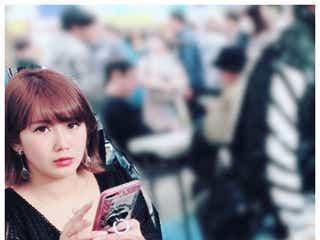 """岡井千聖、""""5キロ増""""当時の写真を公開「もう絶対戻らない」"""