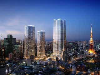 「ジャヌ東京」アマン姉妹ホテル、2023年開業へ 国内最大規模のスパ併設