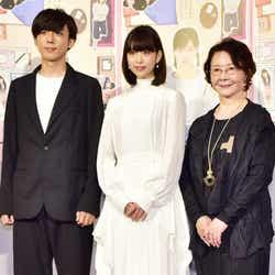 高橋一生、森川葵、渡辺美佐子(C)モデルプレス