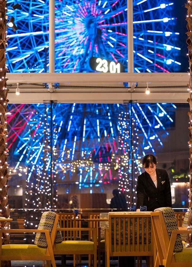 「カフェ トスカ」内観イメージ/画像提供:東急ホテルズ