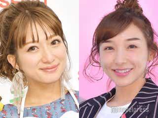 加護亜依&辻希美「W(ダブルユー)」13年ぶりテレビ出演に「鳥肌」「全然変わらない」