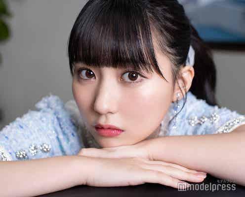 HKT48田中美久、矢吹奈子との再会で感じたこと・グループへの想い 注目している後輩も明かす<「1/2少女」インタビュー>