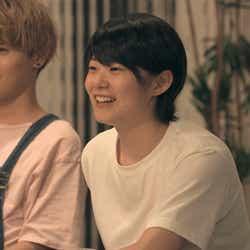 つば冴「TERRACE HOUSE OPENING NEW DOORS」34th WEEK(C)フジテレビ/イースト・エンタテインメント