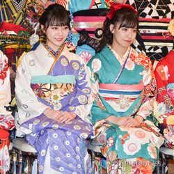 山田菜々美、土路生優里、荒井優希、谷口めぐ/AKB48グループ成人式記念撮影会 (C)モデルプレス