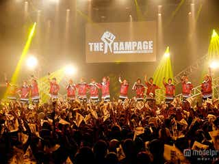 EXILE TRIBE新グループTHE RAMPAGE、正式メンバー決定