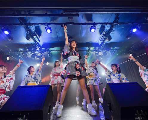 アプガ(2)、東名阪ツアー東京公演で初EP作品のリリースを発表