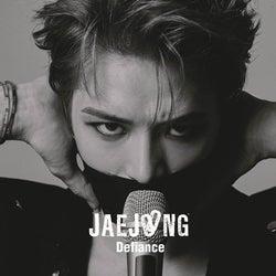 ジェジュン「Defiance」(10月24日発売)通常版