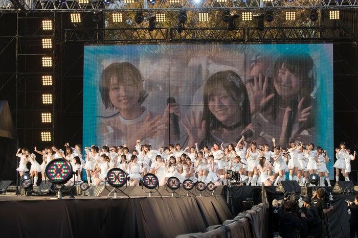山本彩卒業コンサートより(C)NMB48