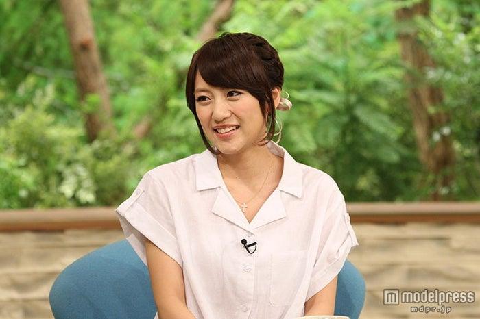 8月16日放送「サワコの朝」(MBS/TBS系)に出演する高橋みなみ