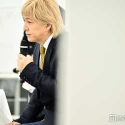 小室哲哉/19日会見より(C)モデルプレス