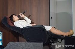 体験試乗/横山由依 (C)モデルプレス