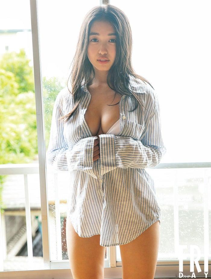 舞子/撮影:西條彰仁(C)FRIDAY編集部