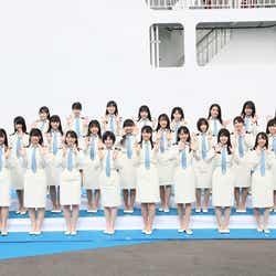モデルプレス - STU48、船上劇場が出航 グループ結成から2年…「本当の意味でのスタートライン」岡田奈々ら喜び語る