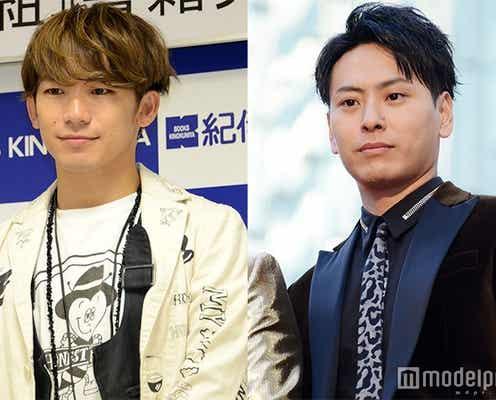 三代目JSB NAOTO&山下健二郎、振替公演決定を報告 ライブ中止を謝罪