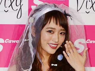 近藤千尋、結婚発表後初の公の場 馴れ初め&プロポーズを明かす