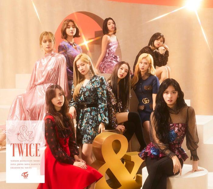 TWICE/JAPAN 2nd ALBUM『&TWICE』(11月20日発売)初回限定盤A(提供写真)