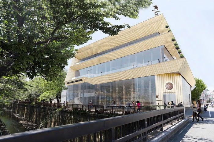 「スターバックス リザーブ ロースタリー/画像提供:スターバックス コーヒー ジャパン