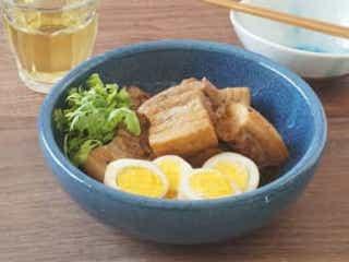 「Cook Do 回鍋肉用」のたれで作る!炊飯器で中華風角煮アレンジ