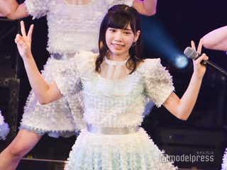 HKT48、約1年ぶりシングル発表 運上弘菜が初センター<選抜メンバー>