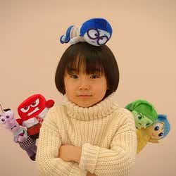 モデルプレス - ディズニー「インサイド・ヘッド」×寺田心くん、キュートな映像解禁「僕に似ている!」