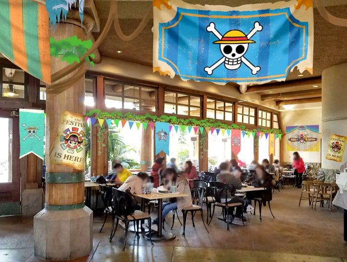 ワンピース海賊食堂(C)尾田栄一郎/集英社・フジテレビ・東映アニメーション
