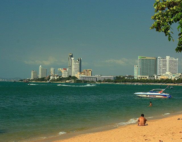 Pattaya by dmytrok