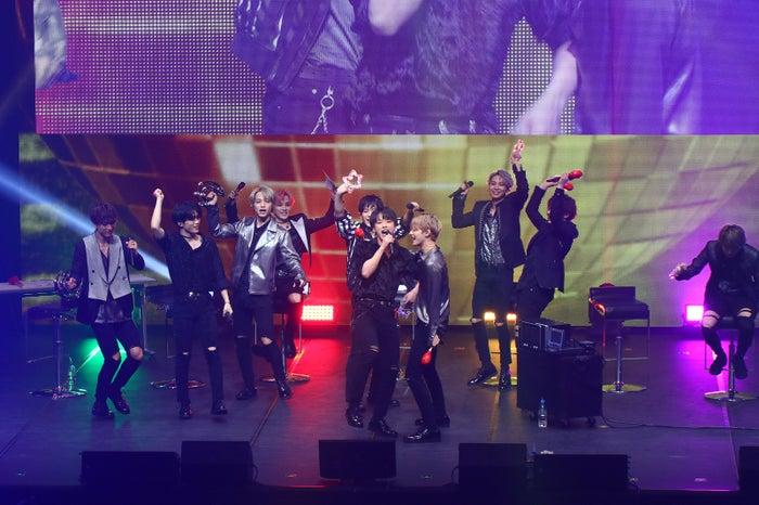 「JO1 1ST FANMEETING」大阪公演(提供写真)