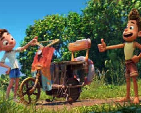 幻のキャラクターがいた!『あの夏のルカ』特別映像が公開