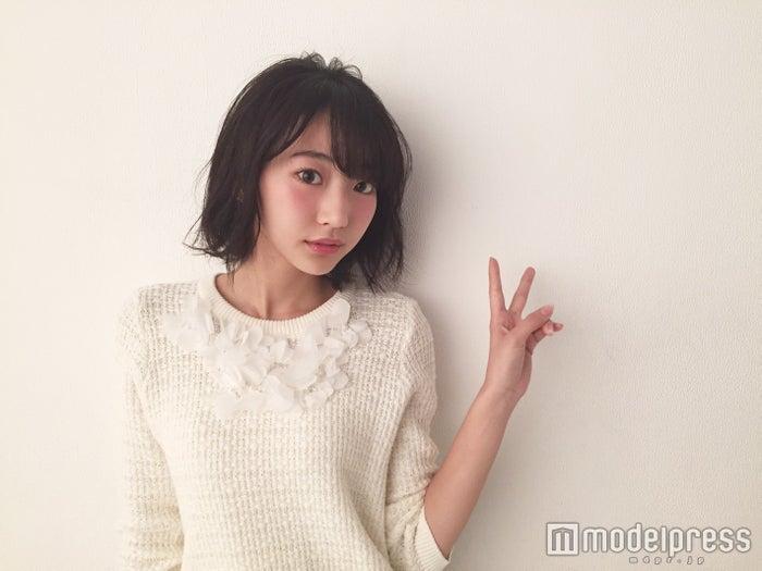 「non-no」6月号より専属モデルとなる武田玲奈(画像提供:所属事務所)
