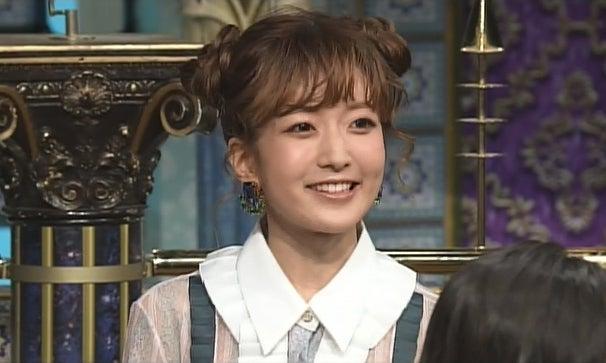 須藤凜々花/14日放送「踊る!さんま御殿!!」より(C)日本テレビ