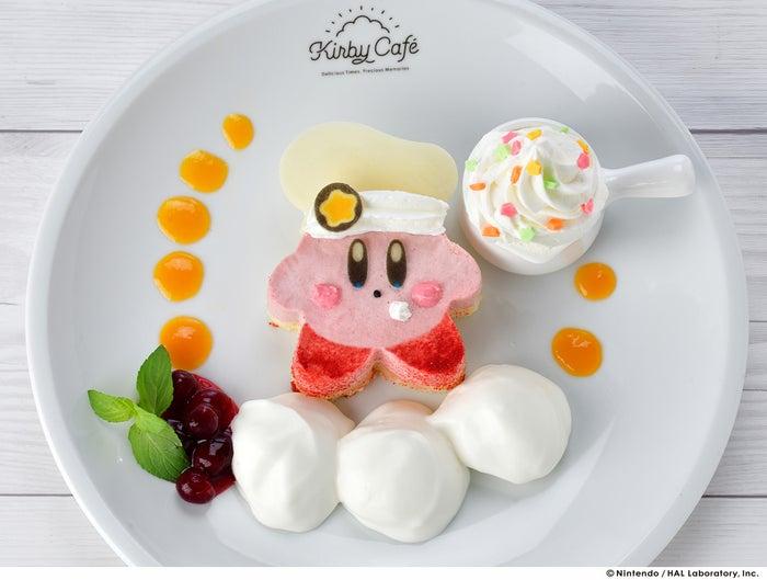 カービィのふんわりいちごムース1,480円(税別)(提供写真)