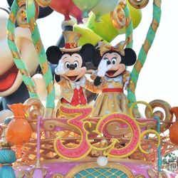 モデルプレス - ディズニー30周年パレード 全フロート解説<写真特集>