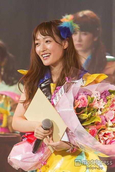 卒業を発表した小谷里歩(C)NMB48【モデルプレス】