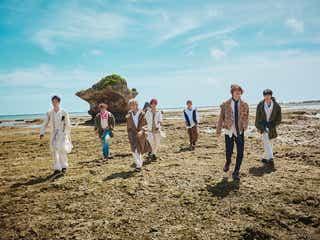 7ORDER、1stアルバム「One」決定 ジャケット写真初公開