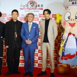どんぶり選手権も!「ふるさと祭り」の魅力を小倉智昭、USA、SHOKICHI、橘ケンチが紹介!