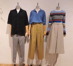 「ジョンスメドレー」2019春夏 日本独自の企画をスタート