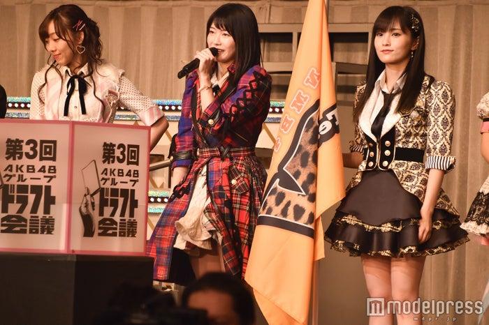 「第3回AKB48グループドラフト会議」 (C)モデルプレス