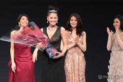 「2012ミス・ユニバース・ジャパン」グランプリ決定!仙台出身美女が喜び語る