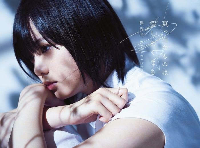 欅坂46「真っ白なものは汚したくなる」初回仕様限定盤 Type-A (提供画像)