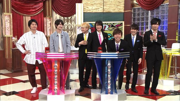 横尾渉、宮田俊哉、A.B.C-Z(C)テレビ東京